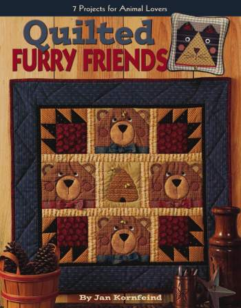 Quilted Furry Friends booklet