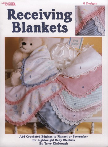 Free Crochet Patterns For Receiving Blankets : Crochet Books & Patterns