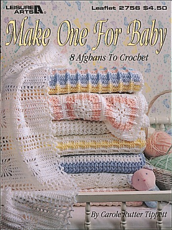 Make One for Baby - Crochet-Make One for Baby - Crochet