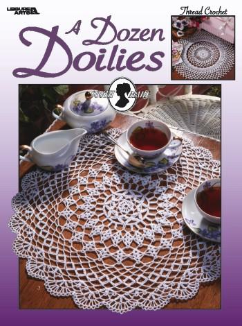 A Dozen Doilies - Crochet