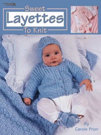 Sweet Layettes to Knit