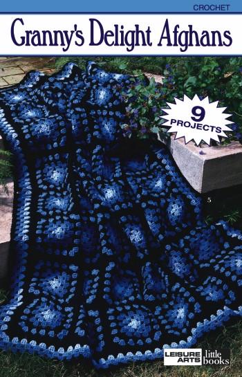 Granny's Delight Afghans - Crochet