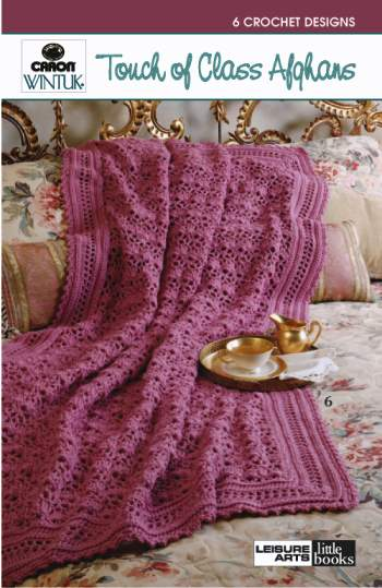 Touch of Class Afghans - Crochet
