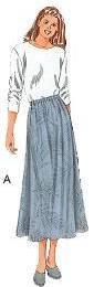 Kwik Sew� Skirt Pattern