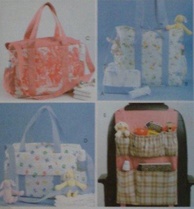 Baby Bags & Car Organizers