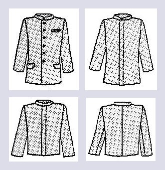 mens jacket pattern on Etsy, a global handmade and vintage