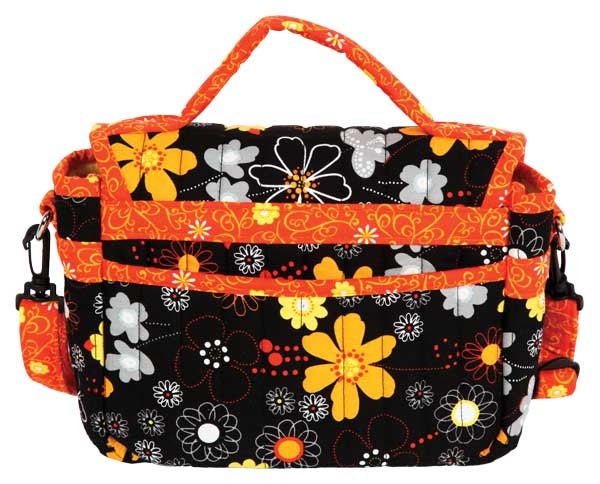 Mini Organizer tote bag pattern