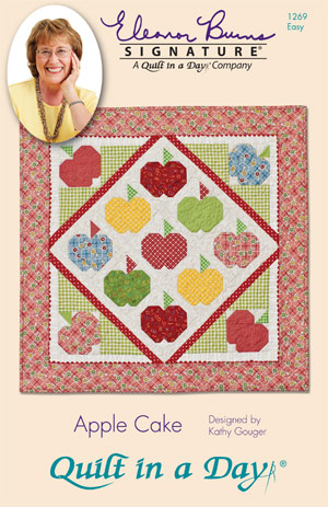 Quilt in a Day - Apple Cake quilt pattern