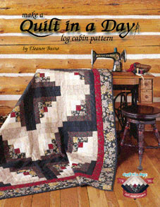 Quilt in a Day - Log Cabin