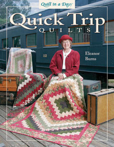 Quilt in a Day - Quick Trip Quilts