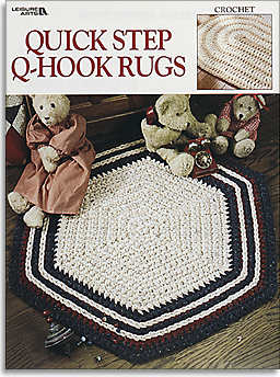 Quick Step Q-Hook Rugs-quick step q-hook rugs, rug making, rug-making, learn to make rugs, crochet, rug, rugs, pattern,