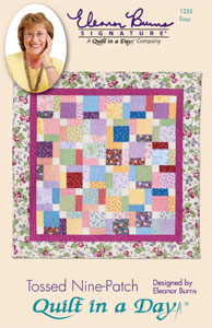 Quilt in a Day - Tossed Nine-Patch