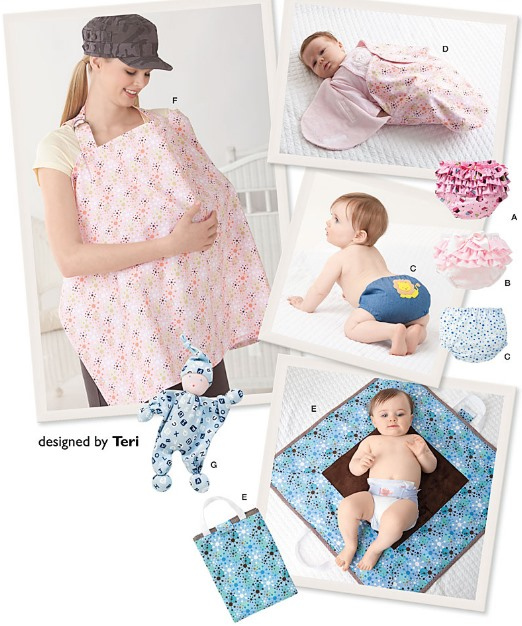 Baby Accessories for Mom and Baby