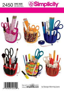 Buckets Gone Wile - Mug organizer