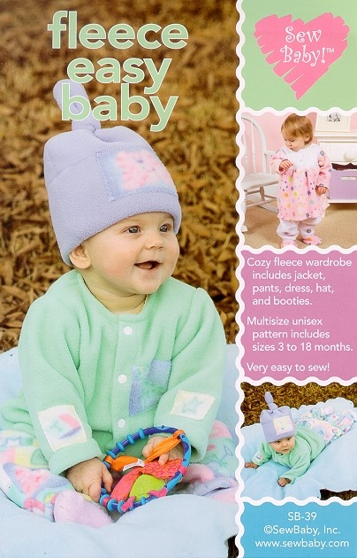Fleece Easy Baby Wardrobe