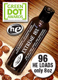 Organic Soap Nuts Extreme 18X Liquid Concentrate