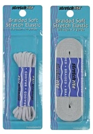 "Elastic / Soft-Stretch 1/4"" or 1/8"""