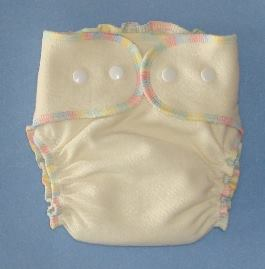 Simply Soft Fitted French Terry Diapers-Simply Soft Fitted French Terry Diapers
