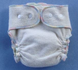 Pre-Made Cloth Diapers