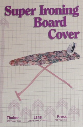 Super Ironing Board Cover-Super Ironing Board Cover