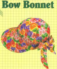 Bow Bonnet