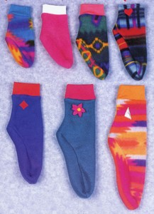 Toasty Toes Jr. - Children's Socks-Toasty Toes Jr. - Children's Socks