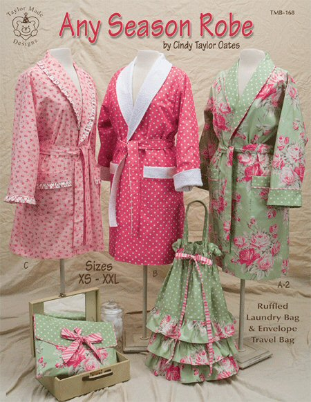 Any Season Robes by Taylor Made Designs-Any Season Robes by Taylor Made Designs